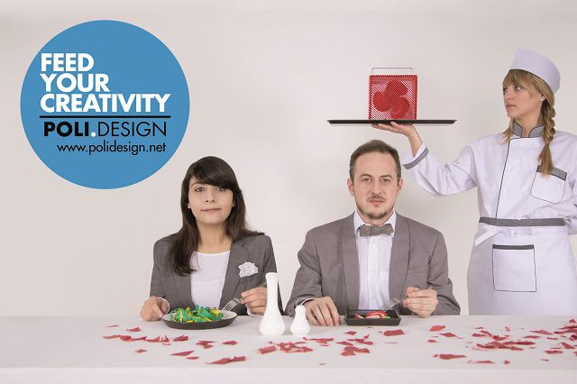 POLIdesign Feed Your Creativity Ariante