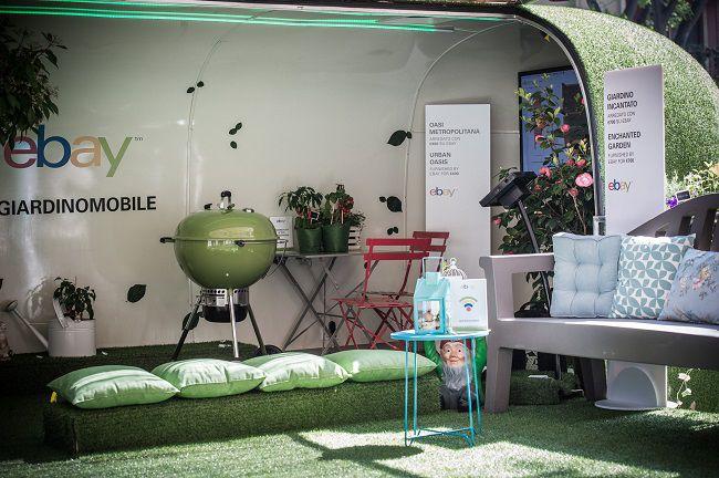 Giardino Mobile eBay Fuorisalone 4