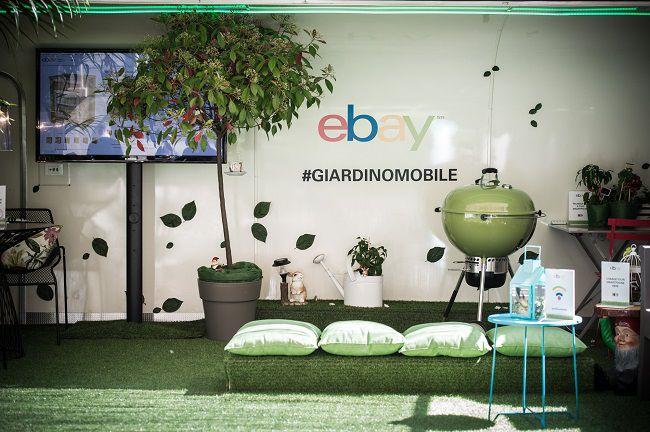 Giardino Mobile eBay Fuorisalone 5