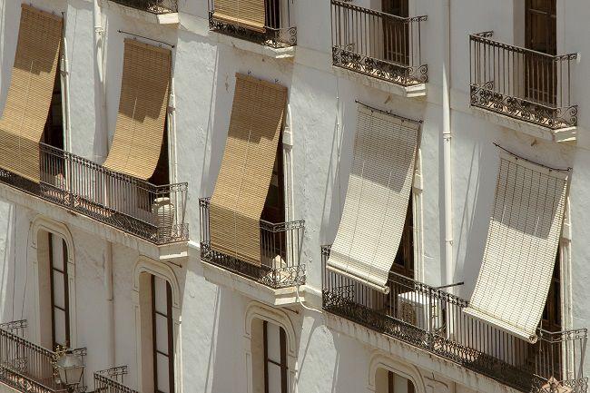 tende palazzo