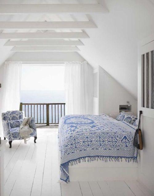camera da letto estiva