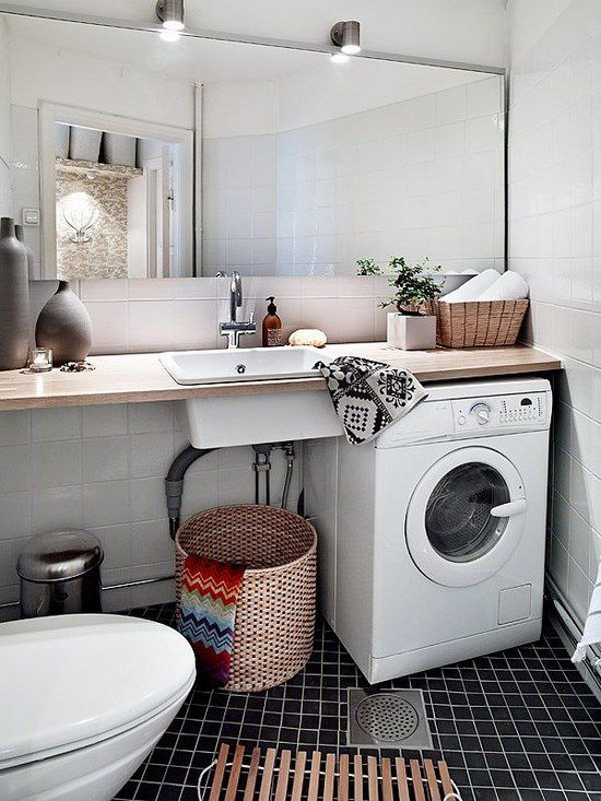 lavanderia scandinava