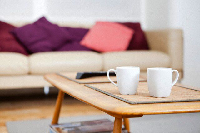 tavolino caffè casa nuova tazze casa nuova cosa serve