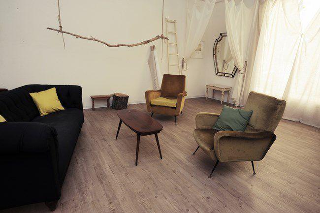 Percorso Incredibol, Les Libellules, atelier abbigliamento sartoriale