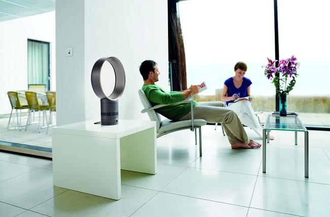 Ventilatore AM06 by Dyson rinfrescare la casa