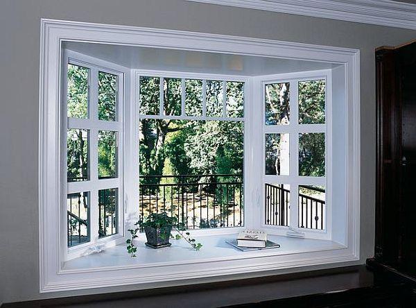 finestra casa pulita