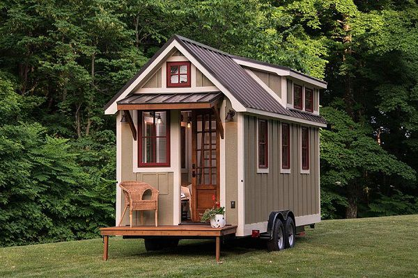 Tiny house case piccole per vivere in grande house mag - Case piccole ...