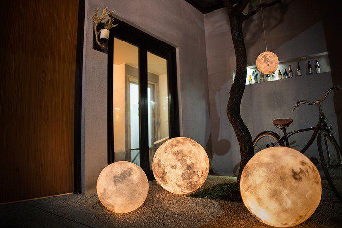 LUNA lampada lanterna 3