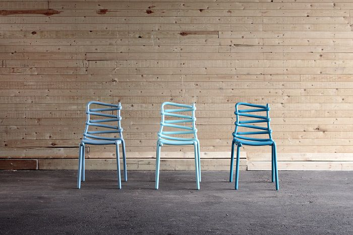 Markus Johansson Loop Chair