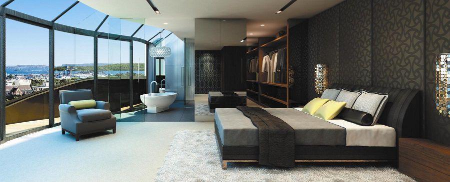 Come trasformare la camera da letto in una suite di lusso for Arredamento hotel lusso