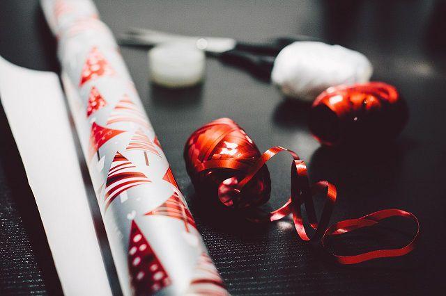 Pacchetti fai da te per i regali di Natale