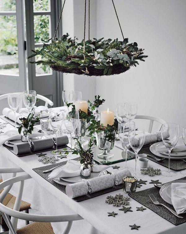 La sala da pranzo in stile nordico per le feste - House Mag