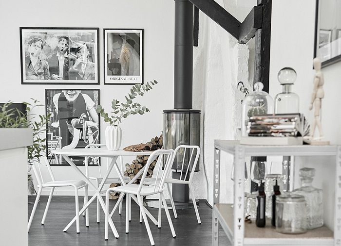 loft piccolo bianco goteborg svezia 6