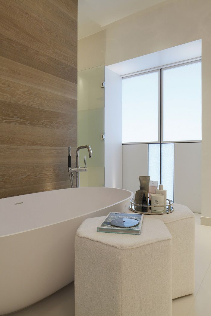 Great Bedroom And Ensuite Bathroom Designed By Laura Sole