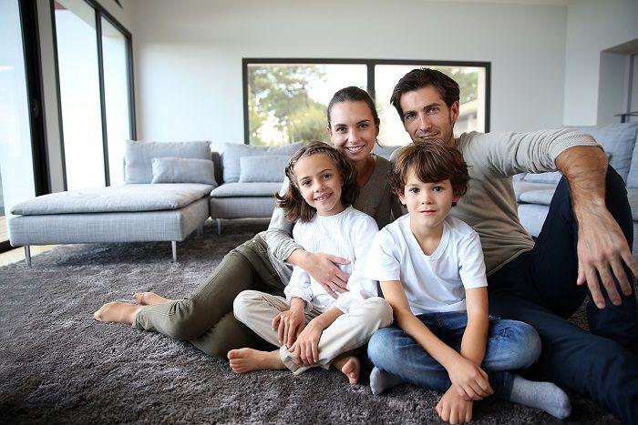 Una casa sicura per te e la tua famiglia