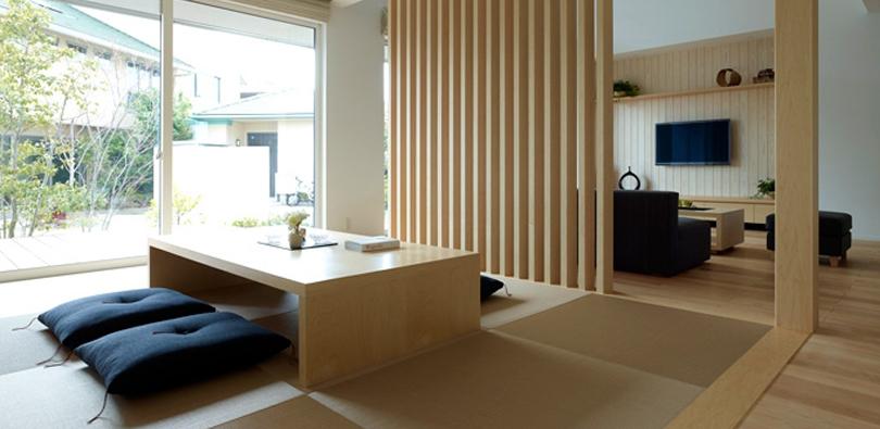 Come accostare l 39 arredamento in stile orientale a quello for Arredare in stile giapponese