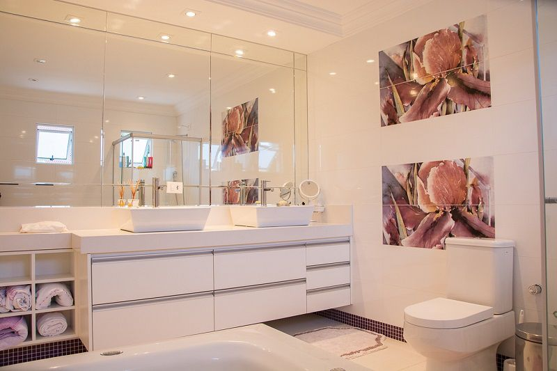 Immagini Relative A Bagni Moderni.Illuminazione Bagno Le Tendenze Per Lo Stile Moderno House Mag