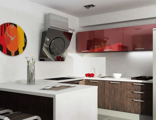 Lignis Rendering cucina