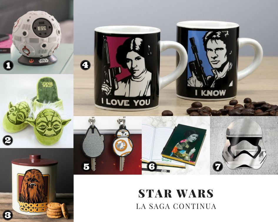 idee regalo star wars