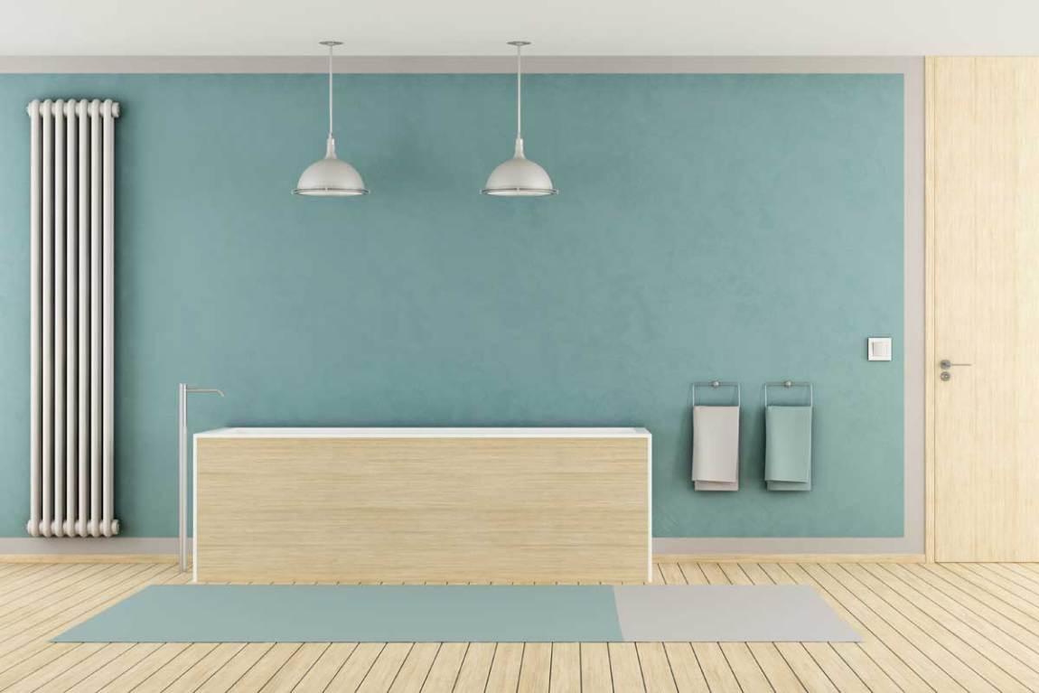 Arredamento bagno finalmente arrivano i radiatori di design - Caloriferi per bagno ...