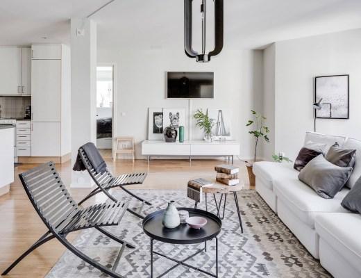 casa in stile scandinavo