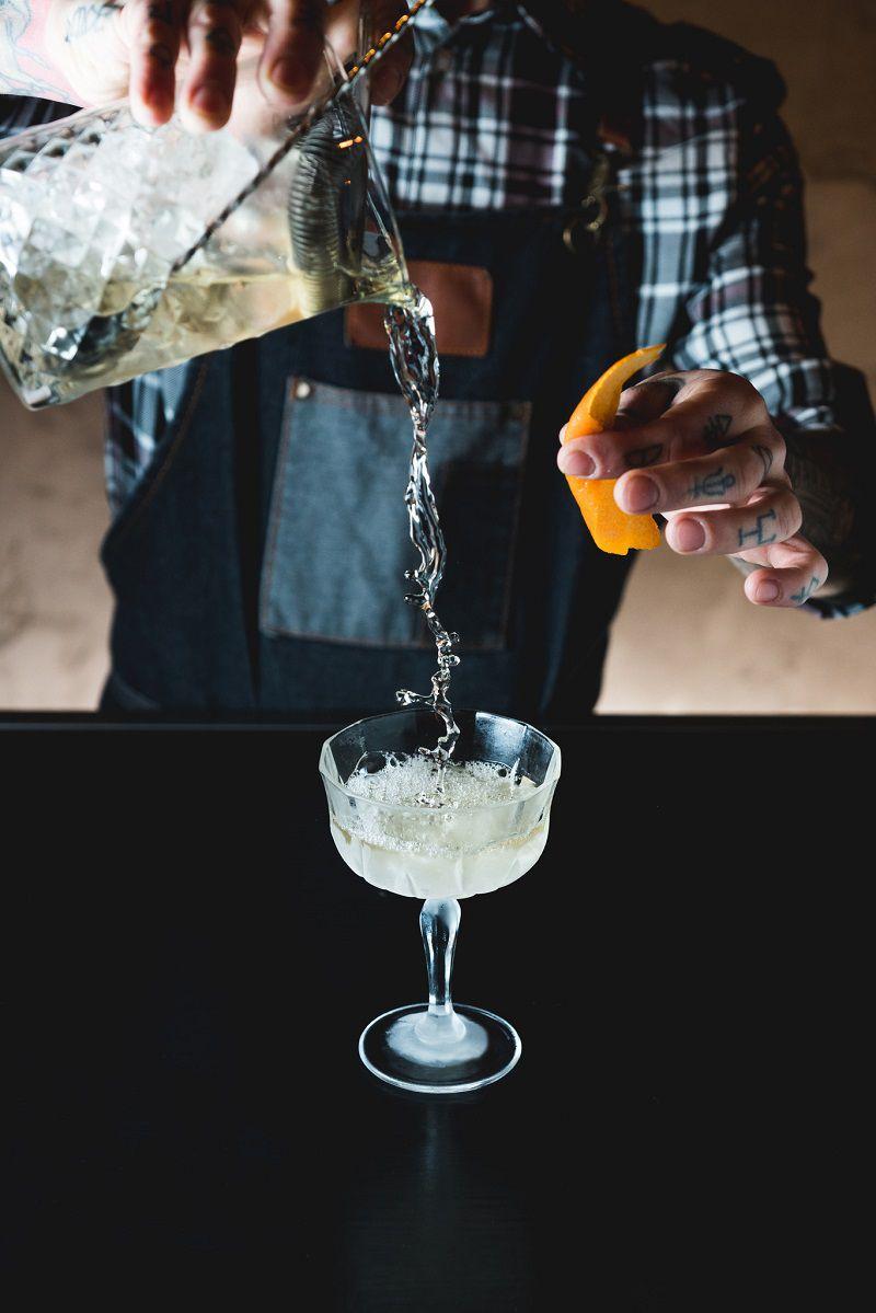 Cocktail Kanpai Milano