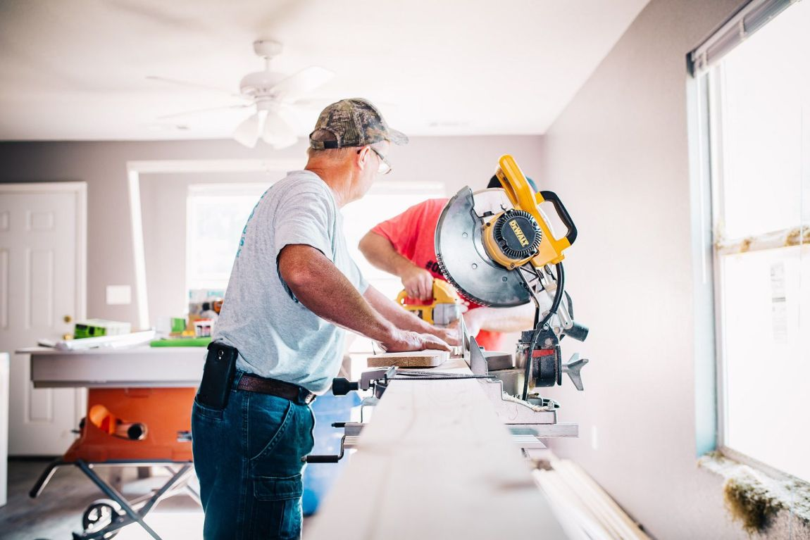 ristrutturazione casa prime fasi