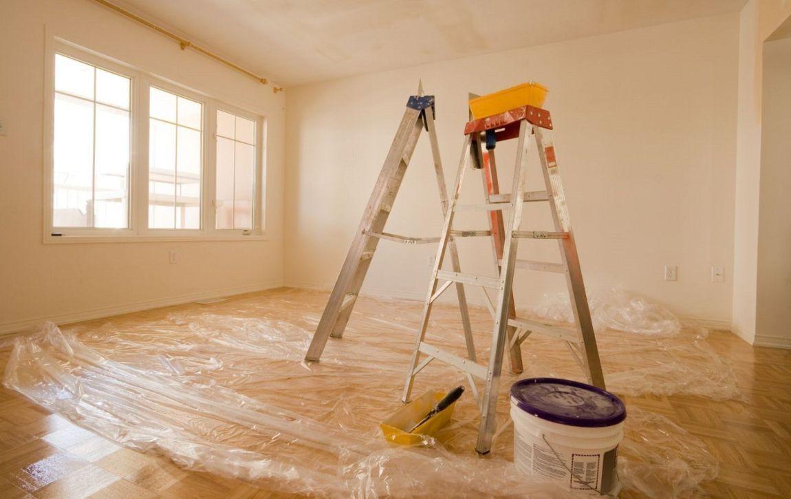 verniciare casa con compressore