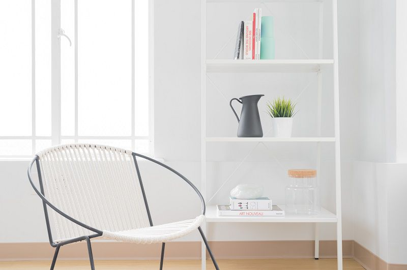 decluttering casa minimal primavera
