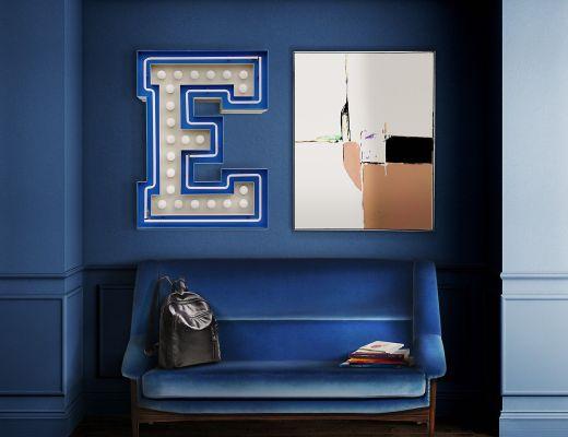 lettere luminose casa