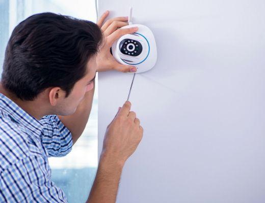 videosorveglianza casa sicura