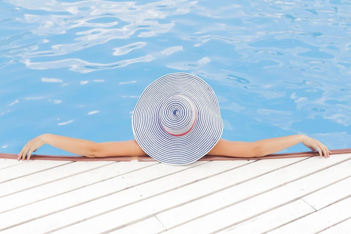 Come arredare il giardino con le piscine fuori terra