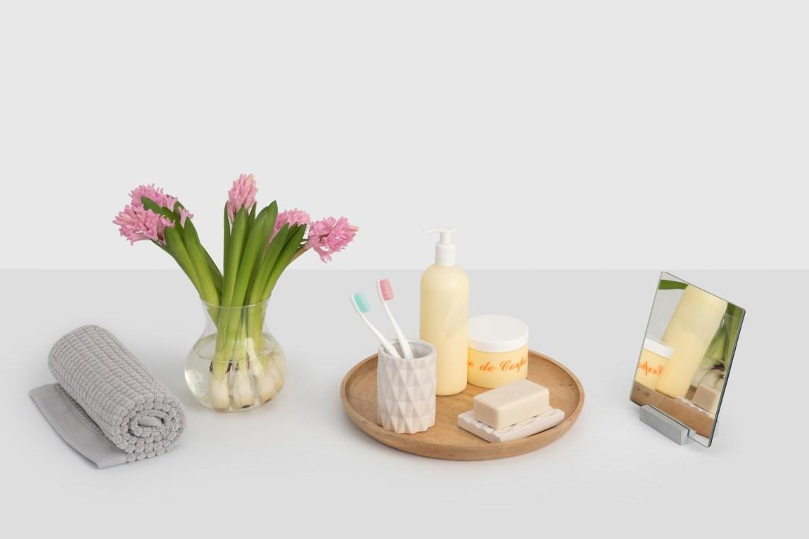 bagno personalizzazione tessili accessori