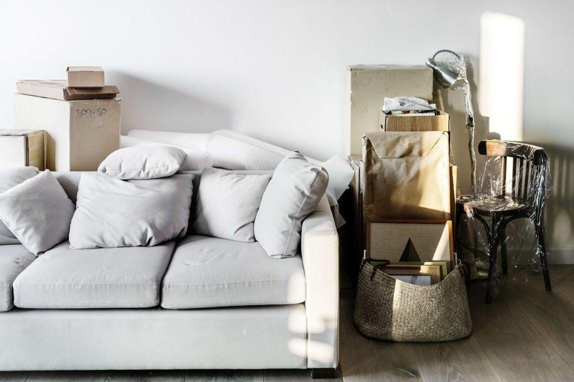 trasloco imballare oggetti e mobili