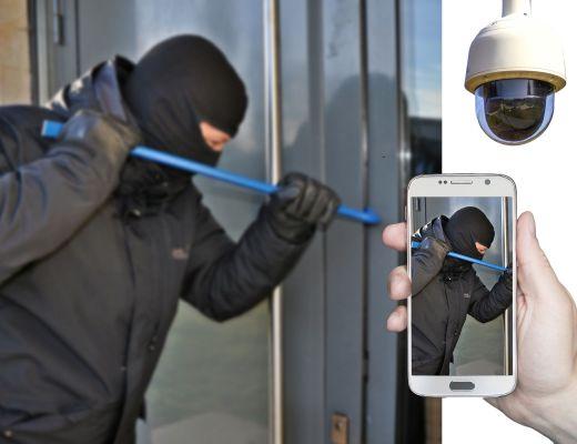 come proteggere casa dai ladri