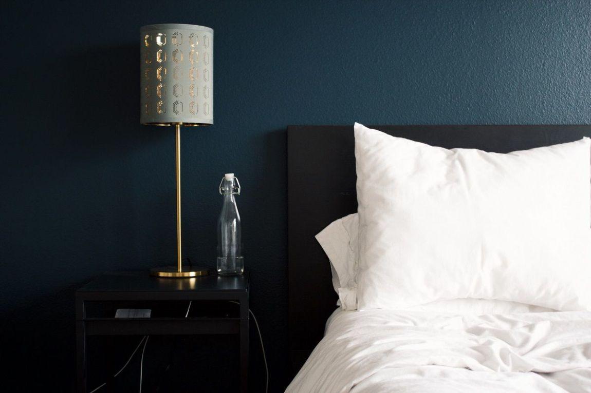 L abat jour l 39 accessorio perfetto per illuminare la zona for Abat jour moderne camera da letto