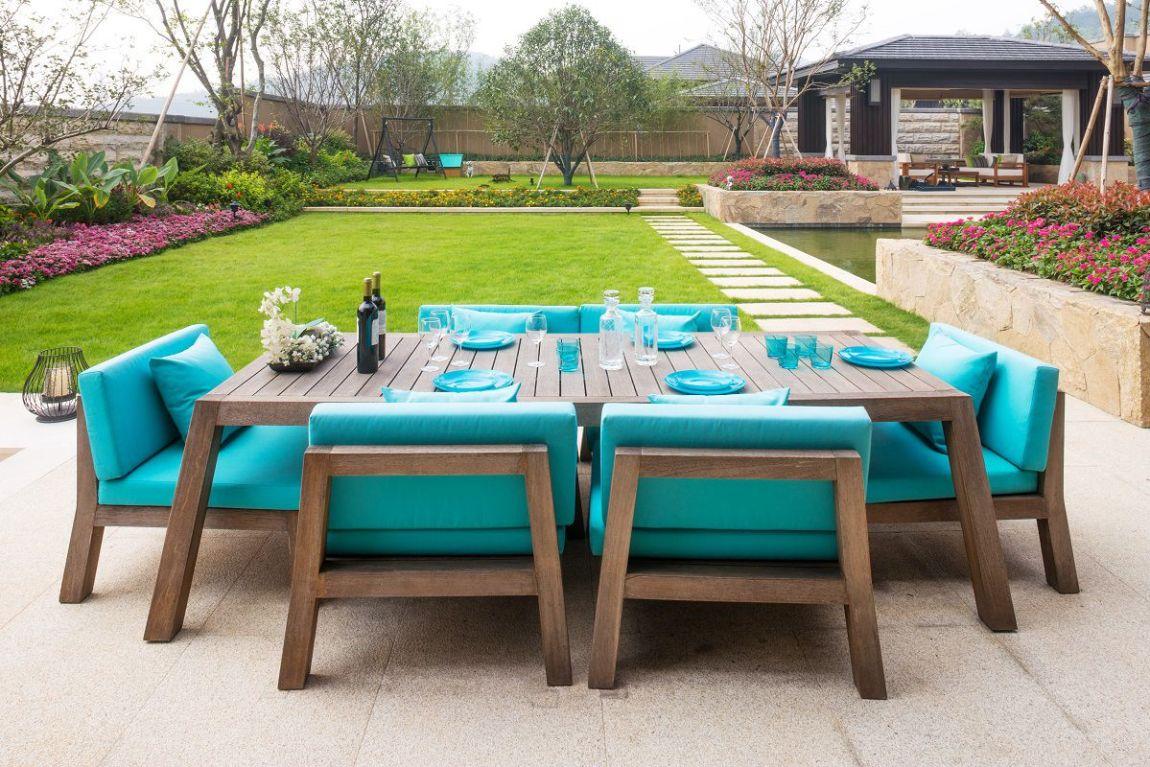 arredamento giardino elegante