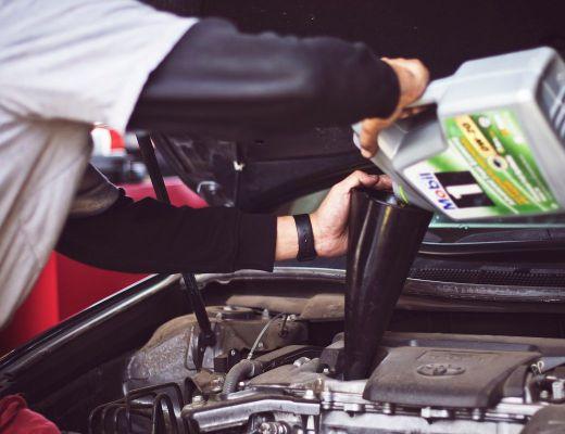 cura motore auto
