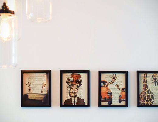 quadri pareti come dare personalita