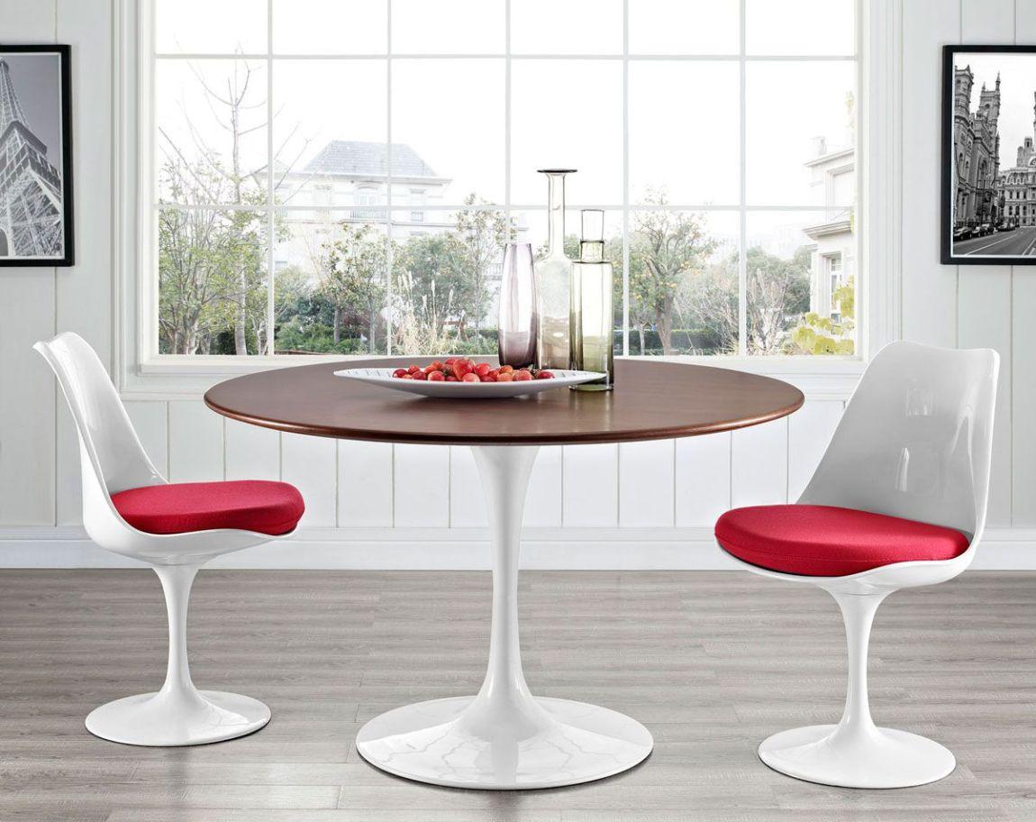 Come Abbinare Sedie Diverse arredi design | tavolo e sedie tulip saarinen: la manutenzione