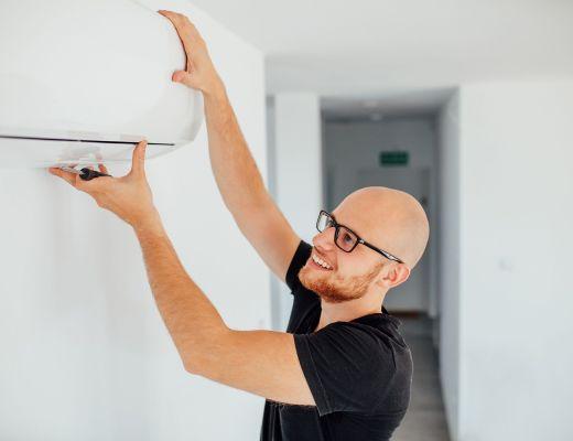 Climatizzazione ambienti casa