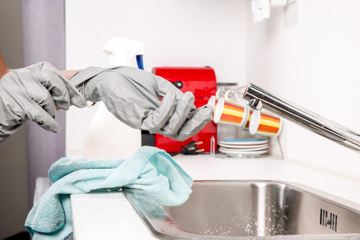 pulizie di casa veloci e facili