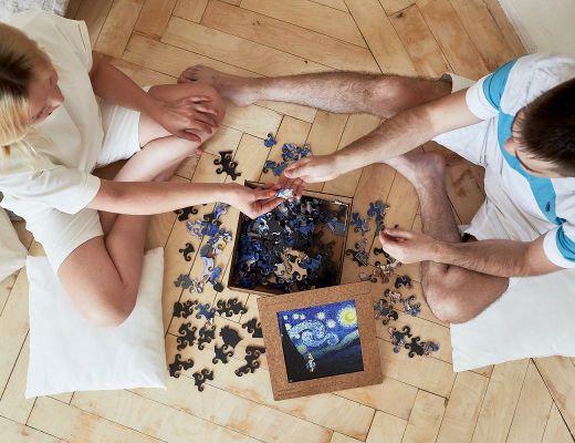 decorare casa active puzzles