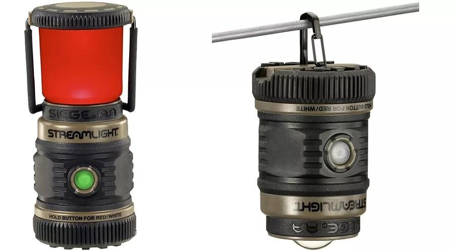 Streamlight siege lantern review