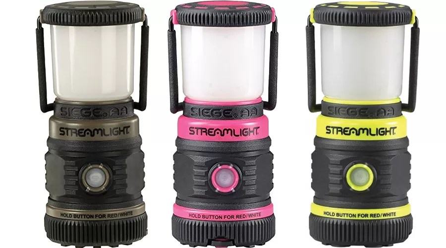 Streamlight Lantern - Siege Cover -morning wood