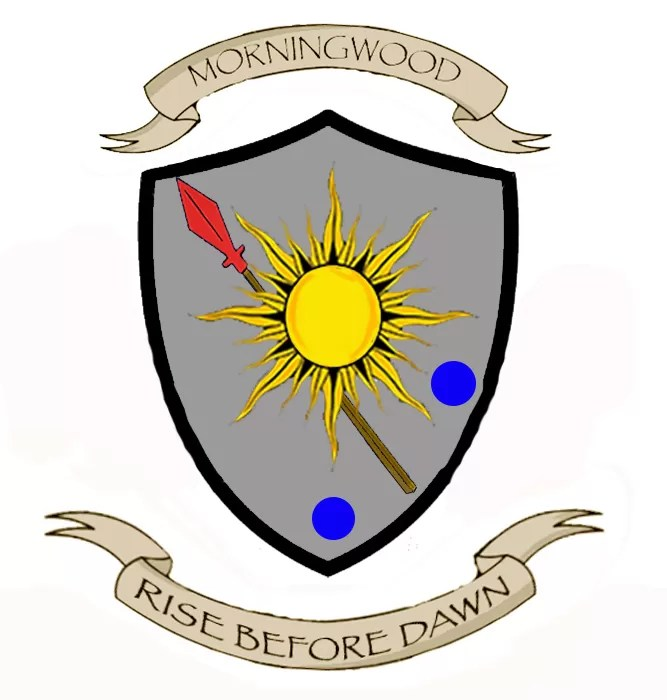 The House Morningwood Sigil