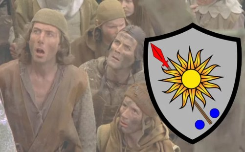 Smallfolk: the wretched peasants of House Morningwood. They are the lowest rank of Sworn Sword.