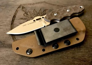 TOPS Knives fixed blade knife