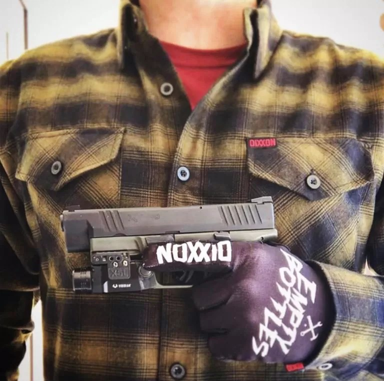 """Tactical Flannel"": it's a flannel tough and comfy enough to fight in. And Dixxon Flannels has stupid fast customer service too."