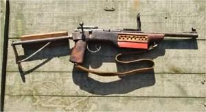 Home-made or DIY AK 47